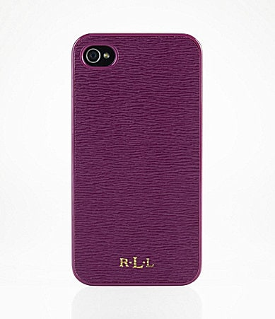 Lauren Ralph Lauren Newbury iPhone Case