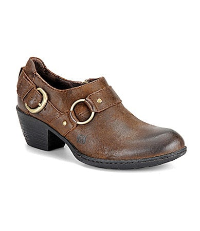 Born Zowy Western-Inspired Booties