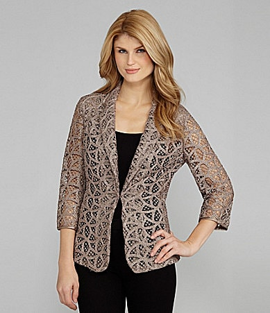 Antonio Melani Morrow Lace Jacket