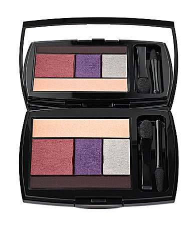 Lancome Limited Edition Eye Palette Eye Brightening All-In-One 5-Shadow & Liner