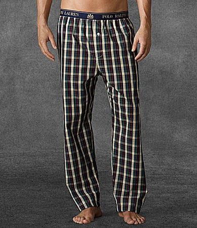 Polo Ralph Lauren Woven Cotton Pajama Pants