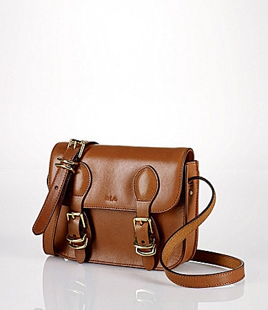 Lauren Ralph Lauren Bexley Heath Cross-Body Bag