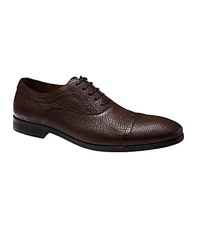 Vince Camuto Men�s Stresa Cap Toe Dress Shoes