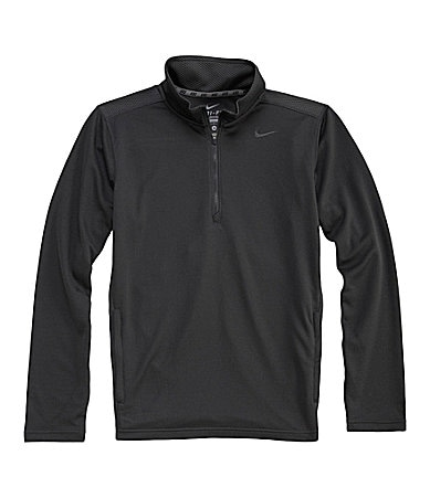 Nike Defender Half-Zip Top