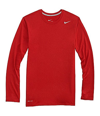 Nike Legend Long-Sleeve Tee