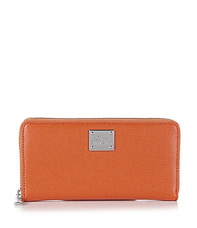 Lauren Ralph Lauren Newbury Zip-Around Wallet