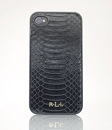 Lauren Ralph Lauren Metallic Snake iPhone 4 Case