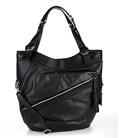 Jessica Simpson Leather Susan Tote