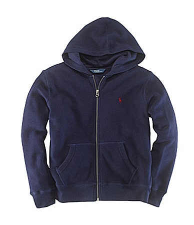Ralph Lauren Childrenswear 8-20 Fleece Hoodie