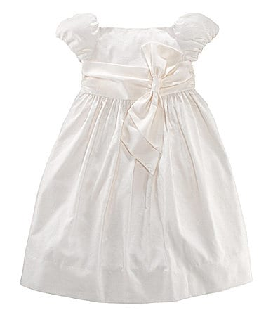 Ralph Lauren Childrenswear 2T-6X Wale-Cord Party Dress