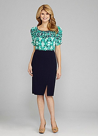 Antonio Melani Nelly Pencil Skirt