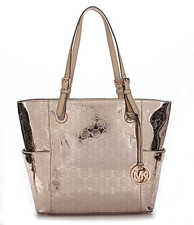 MICHAEL Michael Kors Jet Set Monogram East-West Tote Bag