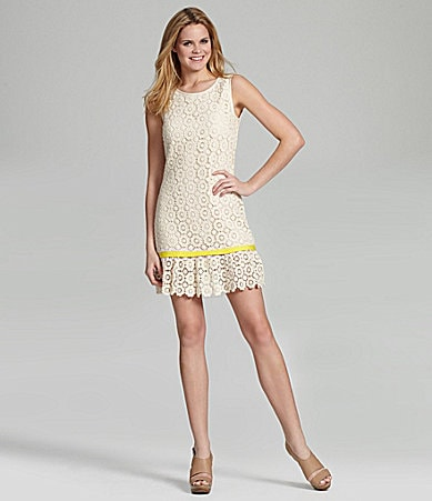 Cremieux Kesslyr Lace Dress