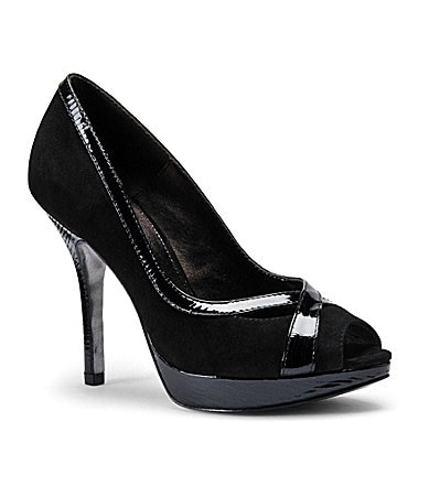 Isola Nara Peep-Toe Pumps