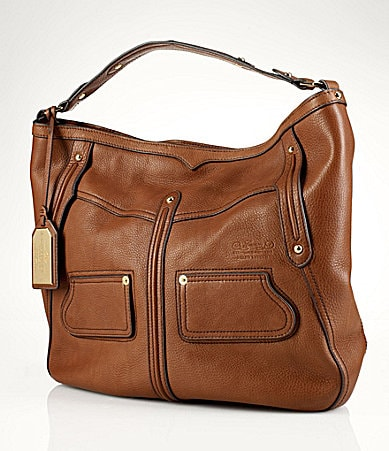 Lauren Ralph Lauren Clearwater Hobo Bag