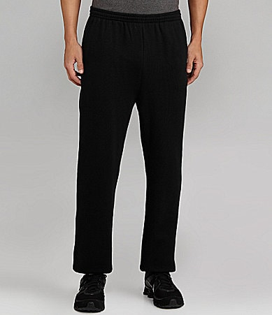 Roundtree & Yorke Sport Big & Tall Fleece-Lined Pants