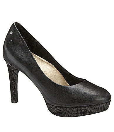 Rockport Janae Platform Pumps