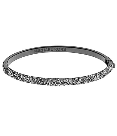 Michael Kors Brilliance Pave Bangle Bracelet