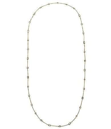 Michael Kors Cocktail Party Double Wrap Necklace