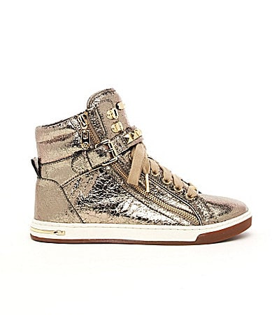 MICHAEL Michael Kors Urban Studded High-Top Sneakers