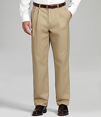 Daniel Cremieux Signature Cotton/Modal Solid Pants