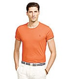 Polo Ralph Lauren Medium-Fit Short-Sleeved Cotton Crewneck S