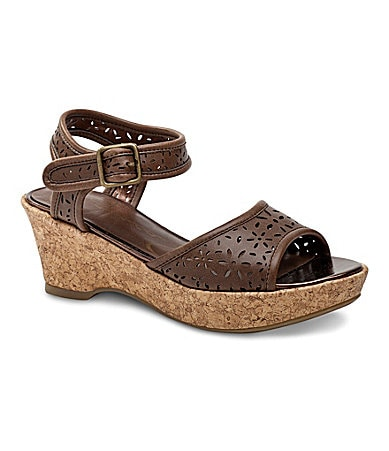 Jessica Simpson Girls� Analise Wedge Sandals