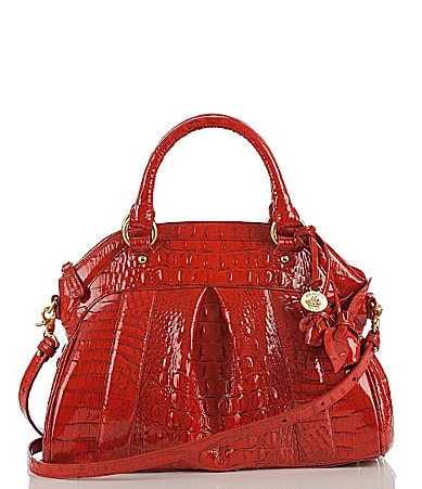 Brahmin Sweetheart Collection Louise Rose Satchel
