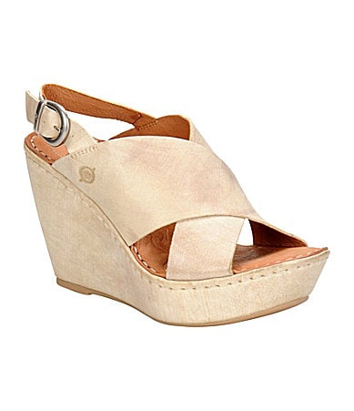 Born Emmy Slingback Wedges