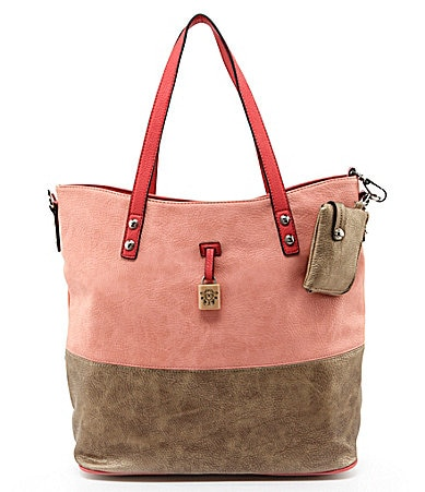 Jessica Simpson Carry Away Tote Bag