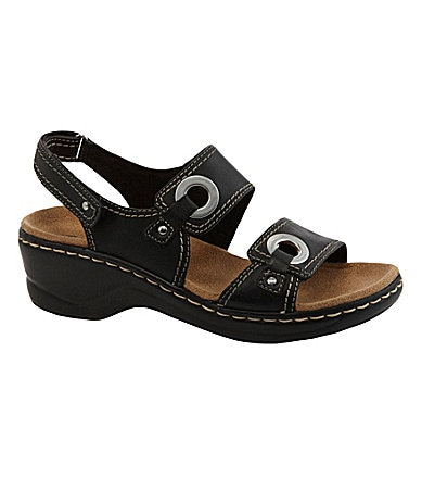 Clarks Lexi Birch Slingback Sandals
