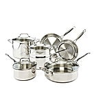 Cuisinart Chef´s Classic Stainless Steel 11-Piece Cookware Set
