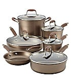 Anolon Advanced Umber Collection 11-Piece Set