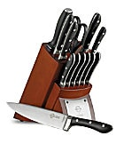 Southern Living 14-Piece Forged Cutlery Set & Block