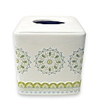 Dena Home Bali Tissue Box Cover