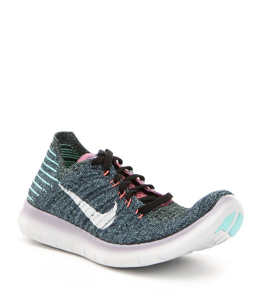 Nike Women´s Free Run Flyknit Running Shoes | Dillards