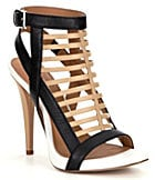 Calvin Klein Nalo Caged Dress Sandals