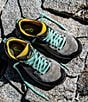 Color:Grey/Blue/Spectra Yellow - Image 7 - Women's Trail 2650 Hiking Shoes