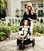 Color:Black/White/Brown - Image 9 - Quinny Stroller by Rachel Zoe