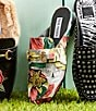 Color:Bright Multi - Image 5 - Steve Madden Kandi Floral Embroidered Print Dress Mules