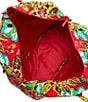 Color:Rumba - Image 2 - Vera Bradley Grand Traveler Carry-On Bag
