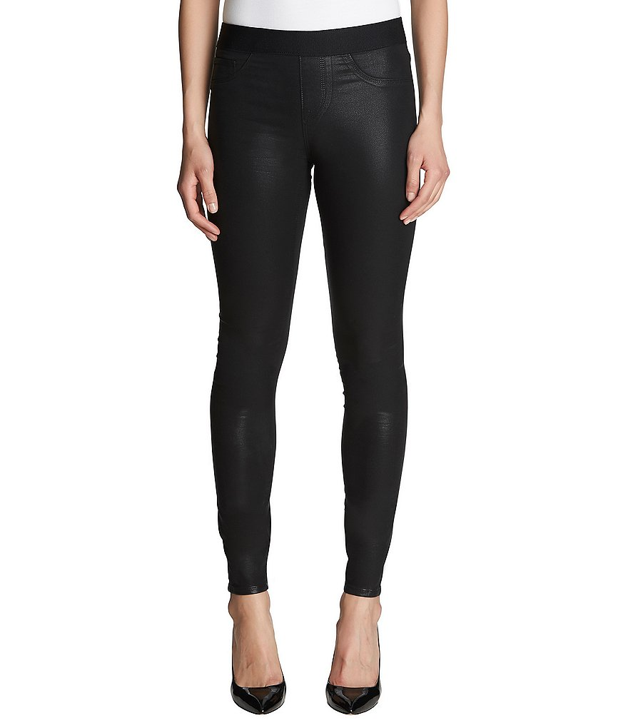 1. STATE Lacquered Twill Leggings