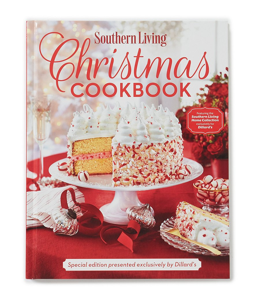 2017 Southern Living® Christmas Cookbook