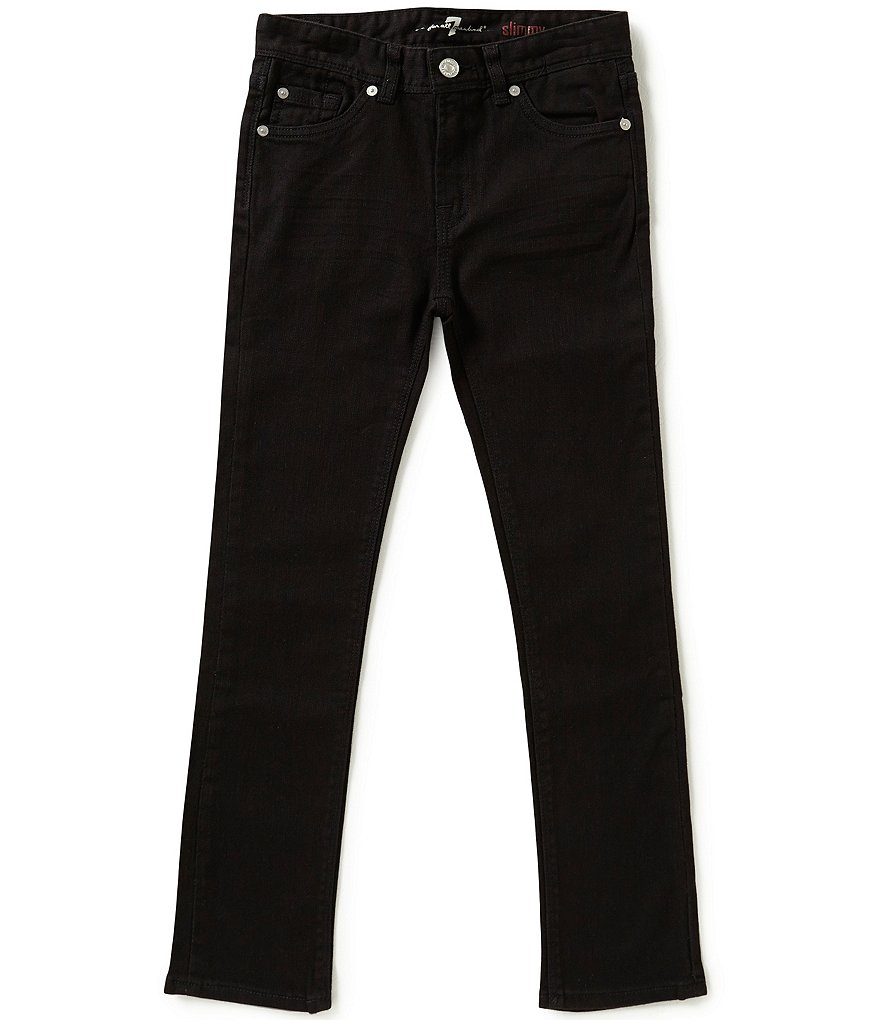 7 for All Mankind Big Boys 8-16 Slimmy Jeans