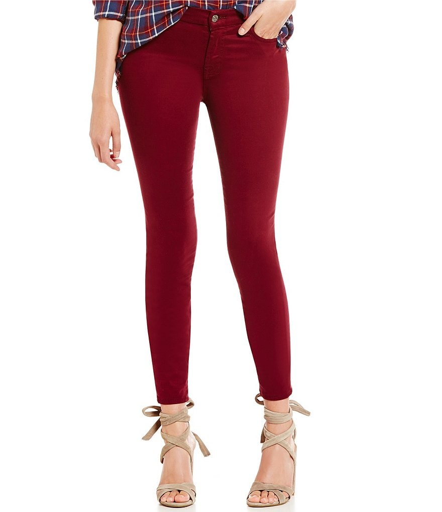 7 for All Mankind The Ankle Skinny Jean