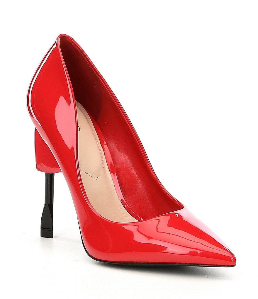 ALDO Cupidd Heart Heel Pumps