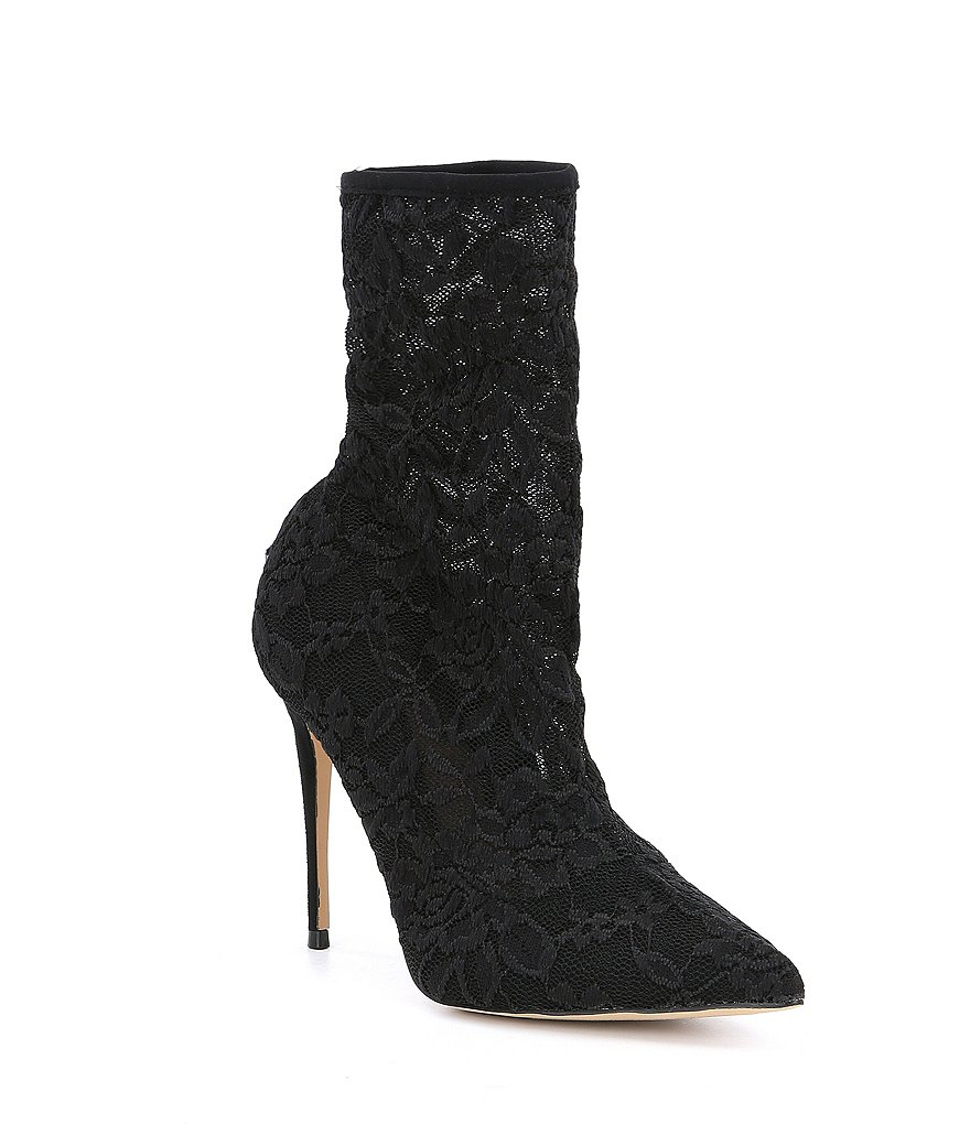 ALDO Halle Stretch Lace Booties