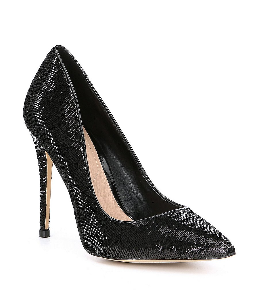 ALDO Stessy Sequin Pointed-Toe Pumps