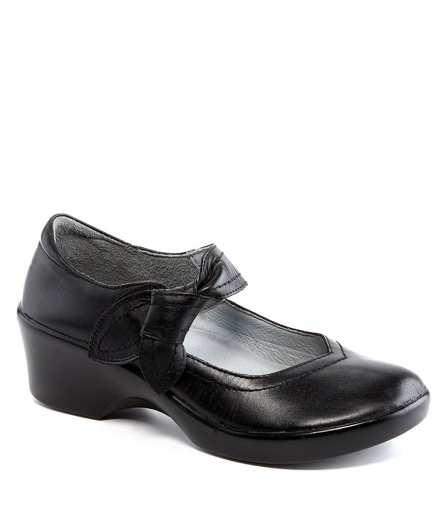 Alegria Ella Leather Mary Janes