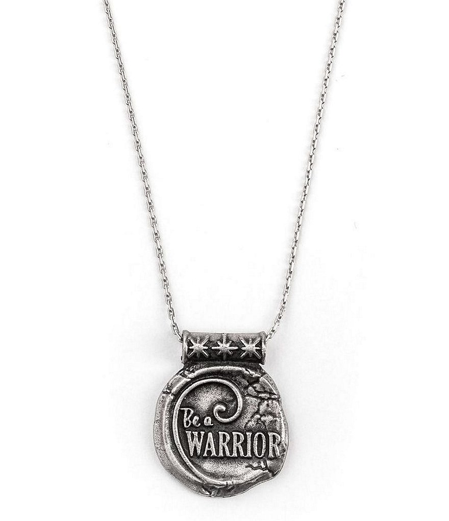 Alex and Ani A Wrinkle In Time Be A Warrior Necklace